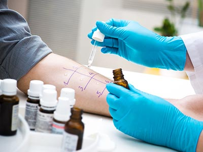 Allergy testing: Do you suffer from allergies?
