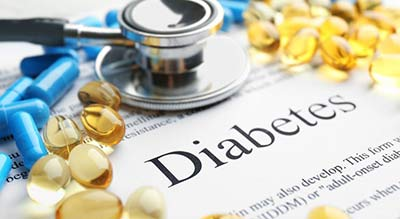 Diabetes Mellitus And Long Term Complications Involving Nerves