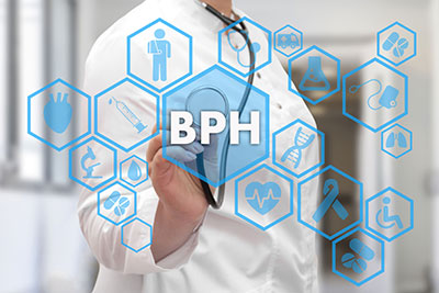 Benign Prostatic Hyperplasia: How Bad It Can Get