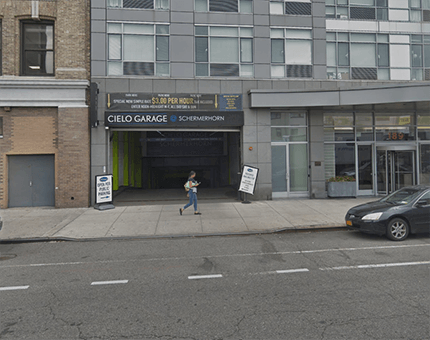 Century Medical & Dental Cielo Garage Downtown Brooklyn