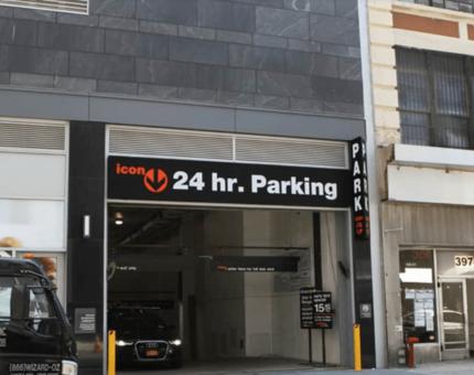 Century Medical & Dental Icon Parking Fort Greene